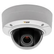 Axis Communications® P3225-VE Mk II Wired Fixed Dome Outdoor Network Camera, Night Vision, White/Black