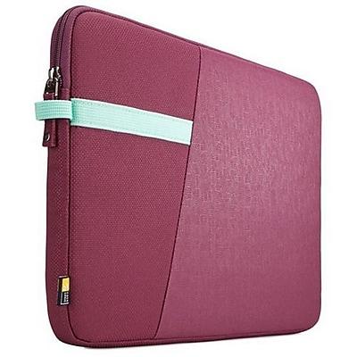 Case Logic® Ibira Purple Polyester Laptop Sleeve for 11