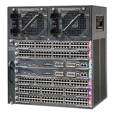 Cisco® WS-C4507R+E= 7-Slot E+ Chassis for Catalyst 4507R-E Switch