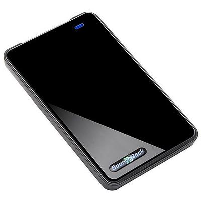 CMS Bounceback 1TB 5 Gbps USB 3.0/SATA External Hard Drive, Black (BB3-1TB)
