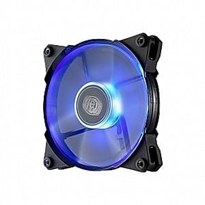 Cooler Master JetFlo 120 LED Ultra Cooling Fan, 2000 RPM, Blue (R4-JFDP-20PB-R1 Blue LED)