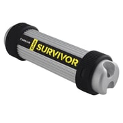 Corsair® Flash Survivor Stealth 128GB External USB Flash Drive