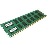 Crucial™ CT2K8G3W186DM 16GB (2 x 8GB) DDR3 SDRAM EUDIMM DDR3-1866/PC3-14900 Server RAM Module