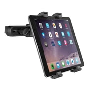 Cygnett® CarGo II CY1435ACCAR Black Car Mount for iPad