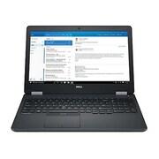 """Dell® Latitude E5570H 15 15.6"""" Notebook, LCD, Intel Core i7-6820HQ, 256GB SSD, 8GB RAM, Windows 10 Pro"""