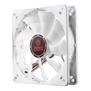 Enermax Cluster Advance LED Cooling Fan, 1800 RPM, White (UCCLA12P)
