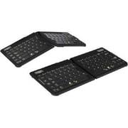 Ergoguys Wireless USB Bluetooth Mobile Keyboard, Black (GTP-0044W)