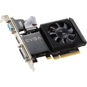 EVGA® NVIDIA GeForce GT 710 DDR3 PCI Express 2.0 x16 1GB Graphic Card