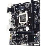 GIGABYTE™ Ultra Durable Socket H4 LGA-1151 Micro ATX Desktop Motherboard (GA-H110M-S2H-GSM-B)