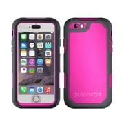 Griffin® Survivor Summit Phone Case for iPhone 6 Plus/6s Plus, Pink (GB41616)