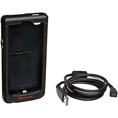 Honeywell® Captuvo SL42 Enterprise Sled Barcode/Magnetic Card Reader for Apple iPhone 5/5s, Black (SL42-032211-K)