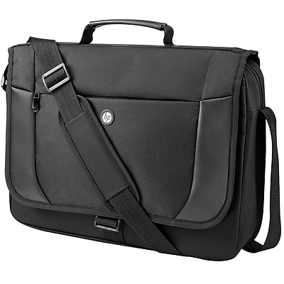 HP® Essential Foam Messenger Carrying Case for 17.3