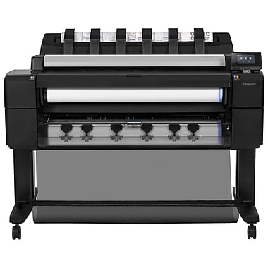 HP® DesignJet T2530 Color Inkjet Multifunction Printer, L2Y25A#B1K, New