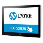 """HP® L7010T 10.1"""" LED LCD Touchscreen Retail Monitor, Asteroid/Black/Cool Gray (T6N30A8#ABA)"""