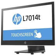 "HP L7014t 14"" LED Touchscreen Monitor, 16:9, 16 ms"