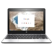 "HP® Chromebook 14 11.6"" Chromebook, LCD, Intel Celeron N3050, 16GB SSD, 4GB RAM, Chrome OS"