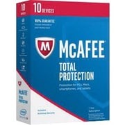 Intel® McAfee 2017 Total Pritection Software, 10 Devices (MTP17EMB0RAA)