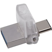 Kingston® DataTraveler microDuo 3C 64GB USB Flash Drive