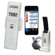 La Crosse® Wireless Remote Temperature and Humidity Monitor (926-25100-GP)