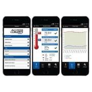 La Crosse® Wireless Remote Temperature and Humidity Monitor (926-25101-GP)