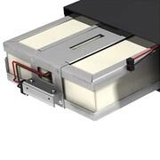 Liebert® Lead Acid Replacement Battery Kit for GXT3-1000MT On-Line UPS (GXT3-1MTBATKIT)