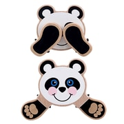 Melissa & Doug Peek-a-Boo Panda Baby and Toddler Toy, 9+ Months (4031)