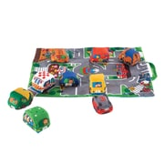 Melissa & Doug Take-Along Town Play Mat, 6+ Months (9214)