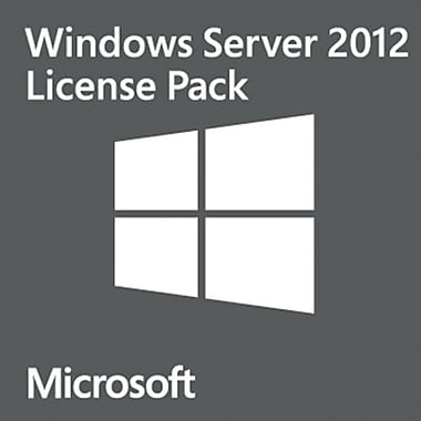 Microsoft® Windows Server 2012 Software License, 1 Device (R18-03665)