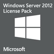 DNPMicrosoft® Windows Server 2012 Software License, 1 Device (R18-03665)
