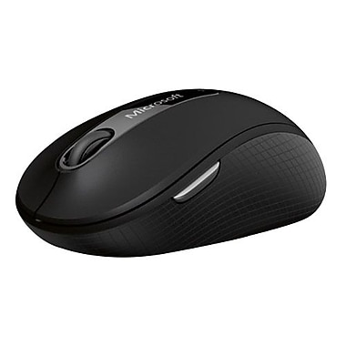 Microsoft® Bluetrack Wireless Mobile Mouse, Black (400)