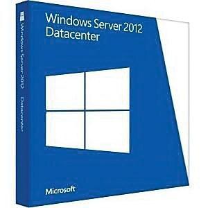 Microsoft® Windows Server 2012 R2 Datacenter 64-bit Operating System License/Media, DVD (R18-04094)