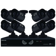 Night Owl 16 Channel Analog Video Security System with Wired Cameras (B-10LHDA-1681-720)