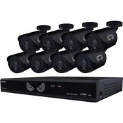 Night Owl 8 Channel Analog Video Security System with Wired Cameras (B-10LHDA-881-720)