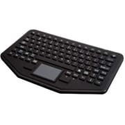 Panasonic® Wired Notebook Keyboard, Black (SB-87-TP-USB-P)