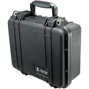 Pelican  1400 Small Shipping Case, Black (1400-001-110)