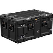 Pelican  Hardigg BlackBox 7U Rack Mount Shipping Case, Black (BLACKBOX-7U-SAE)