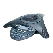 Polycom 2200-07800-160 SoundStation2W Conference Phone, Black