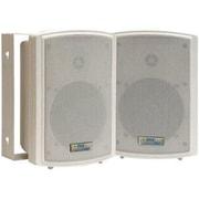 Pyle® PDWR5T Indoor/Outdoor Waterproof Speaker, Ivory