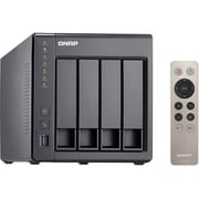 Qnap® Turbo TS-451+-2G-US Personal Cloud 4 Bays NAS Server