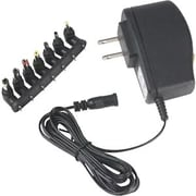 RCA AH30BF Universal AC to DC Adapter, Black