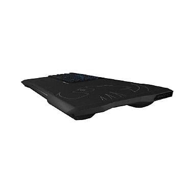 Roccat® Sova USB Wired Mechanical Gaming Lapboard, Black (ROC-12-181-BN)