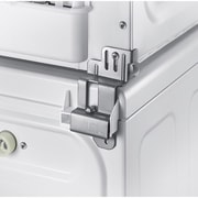 """Samsung Stacking Kit for 24"""" Laundry Pair, Stainless Steel, 5.4"""" x 4.6"""" x 2.2"""" (SK-DH)"""