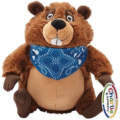 School Zone Levi Cottonwood Plush Toy, 1+ Month (8607)