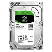 Seagate BarraCuda ST2000DM006 2TB SATA 6 Gbps Internal Hard Drive, Silver