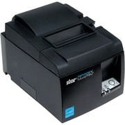 Star Micronics futurePRNT TSP143IIILAN 203 dpi Monochrome Direct Thermal Receipt Printer, Gray (39464910)