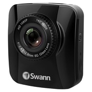 Swann® SWADS-140DCM-GL 1080p Navigator HD Color Dash Camera with GPS Tracking