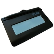 Topaz® SigLite® LCD 1X5 T-LBK460-HSB-R USB Backlit Electronic Signature Pad