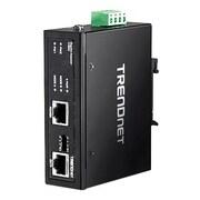 TRENDnet® TI-IG60 Hardened Industrial 60W Gigabit PoE+ Injector