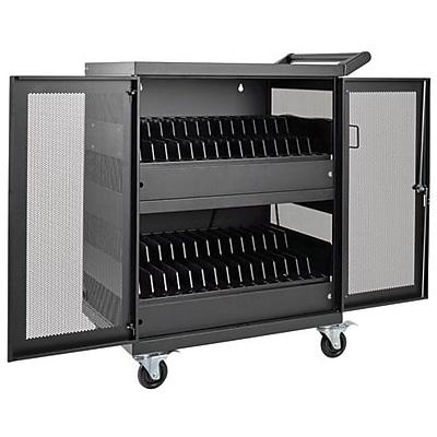 Tripp Lite 32-Device AC Charging Station Cart