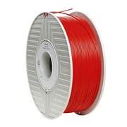 Verbatim® 55253 1.75mm Red PLA Filament for 3D Printer